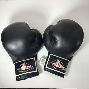 Century Black Boxing Gloves 14 OZ